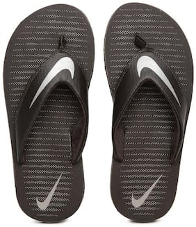 Nike Men's Chroma Thong 5 Brown Outdoor Slippers