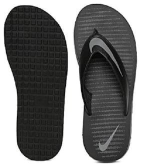 Nike Men's Chroma Thong 5 Black flip flops  (833808-016)