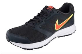 f457c2296252 Nike Men Black Running Shoes - 684658-033