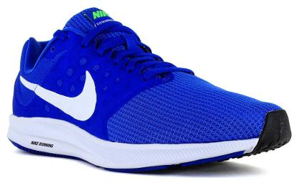 Nike Men's Downshifter 7 Blue Running Shoes by Honest
