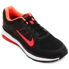 Nike Men's Dart 12 MSL Black Running Shoes