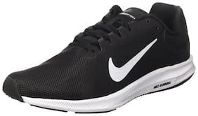 Nike Men's Downshifter 8 Black-White Running Shoes 908984-001