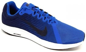 Nike Men's Downshifter 8 Blue Running Shoes