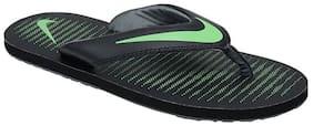 Nike Men Green Flipflop