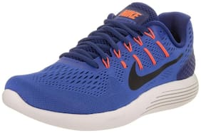 Nike Men's LunarGlide 8 Blue Running Shoes