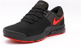 Nike Men Walking Shoes & Training/Gym Shoes ( Black )