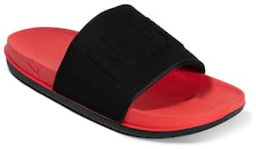 Nike Men Red Sliders - 1 Pair