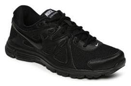 Nike Men's Revolution 2 Black Running Shoes