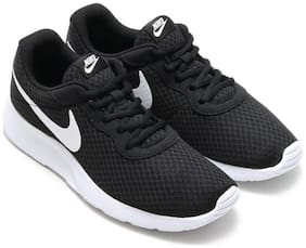 Nike Men's Tanjun Black Running Shoes