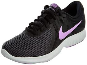 Nike Women Running Shoes ( Black )
