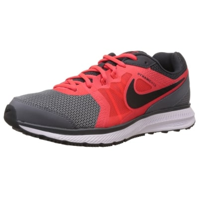 Nike Mens Zoom Winflo Msl Grey Running Shoes