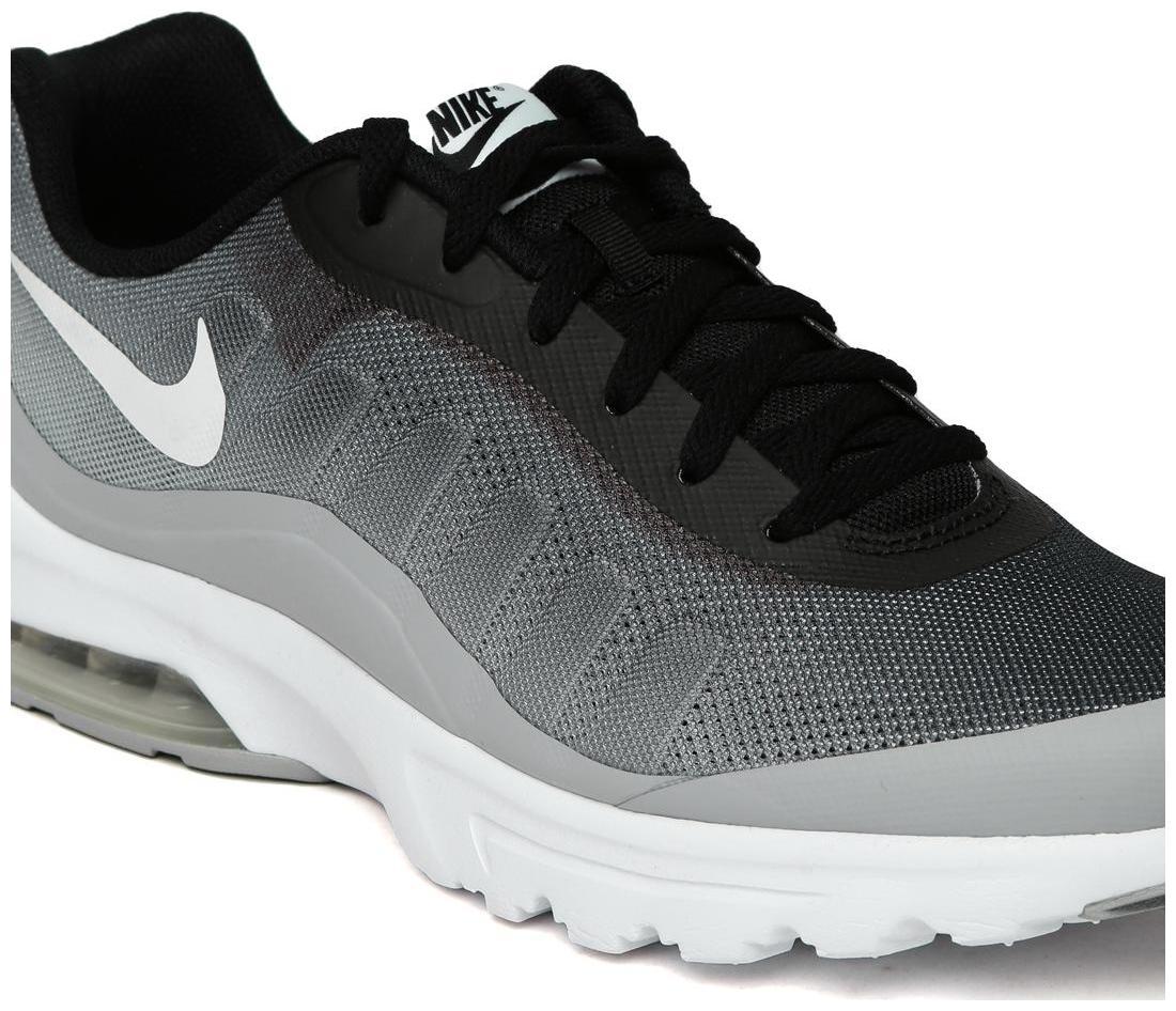 brand new 35ecc 8d662 Nike Men's Zoom Winflo 4 Black Running Shoes