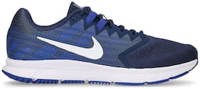 Nike Men's Zoom Span 2 Navy Running Shoes