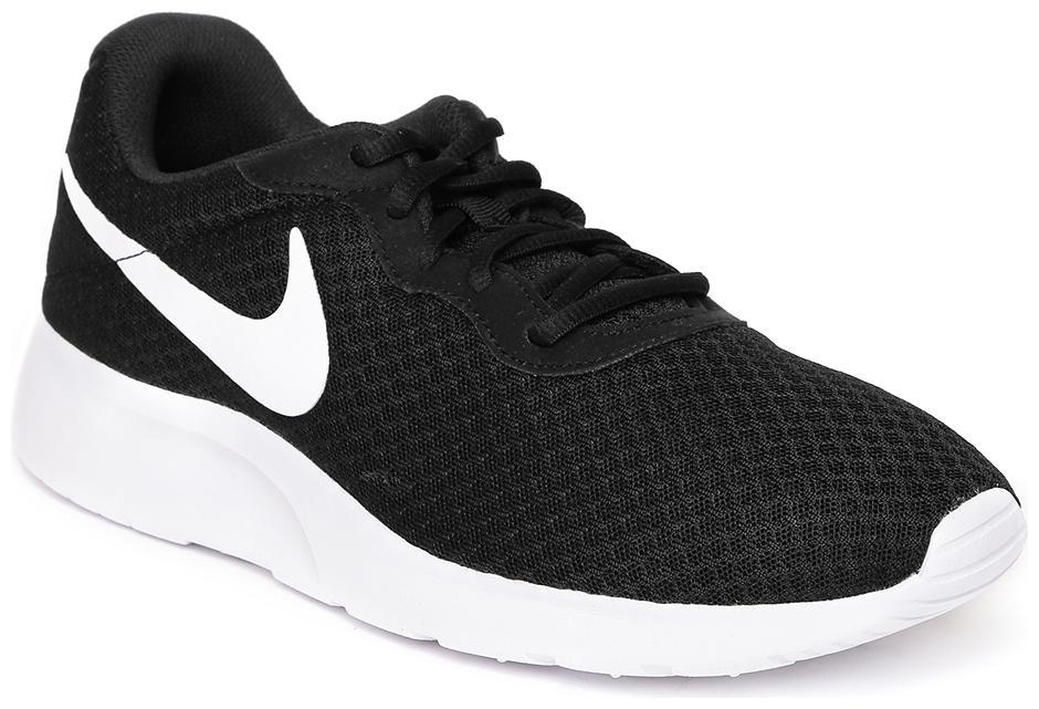 Nike Men Tanjun Running Shoes   Black