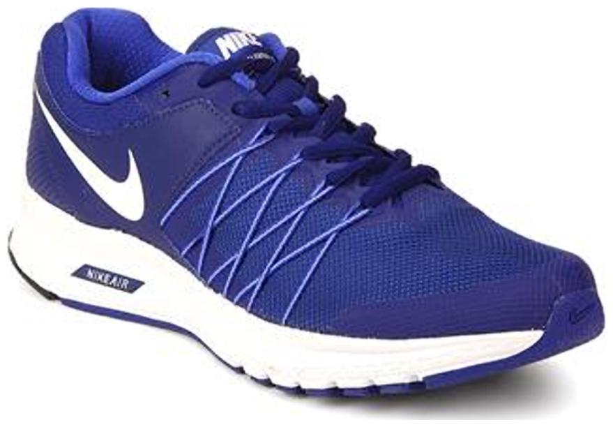 Nike Mens Air Relentless 6 Msl Blue Running Shoes