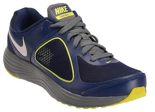 Nike Men S Emerge 3 Blue Running Shoes