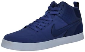 Nike Men Purple Sneakers