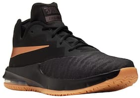 Nike Mesh Low Ankle Nike Air Max Infuriate Iii Basketball Shoes For Men
