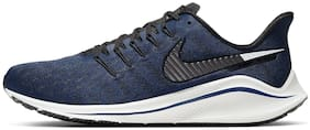 Nike Men Nike Air Zoom Vomero 14 Running Shoes ( Blue )