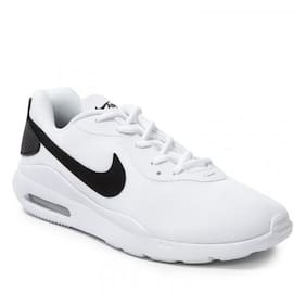 Nike Mesh Low Ankle Nike Air Max Oketo Running Shoes For Men