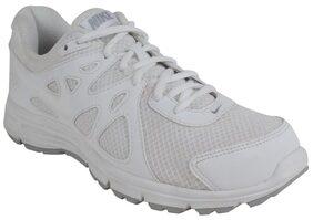 Nike Men White Running Shoes - 554954-100