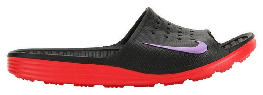 7634dfe843ecf Buy Nike Solarsoft Slide Black Slippers Online at Low Prices in India -  Paytmmall.com