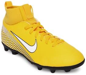 Nike Unisex Football Shoes ( Yellow )