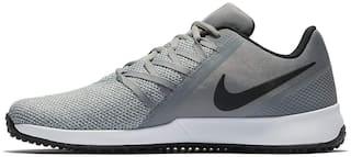 Nike Men Varsity Compete Trainer Training/Gym Shoes ( Grey )
