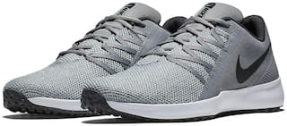 Nike Men Varsity Compete Trainer Training/Gym Shoes ( Grey )