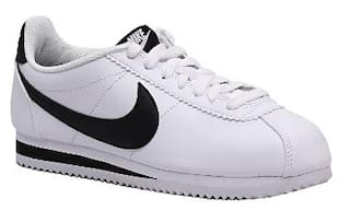 official photos 6e636 9ad28 Buy Nike WMNS CLASSIC CORTEZ LEATHER Online at Low Prices in ...