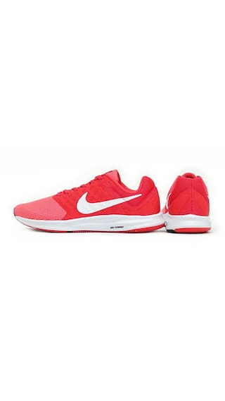 Buy Nike Women Downshifter 7 Pink Running Shoes Online at Low Prices ... c20a305173d