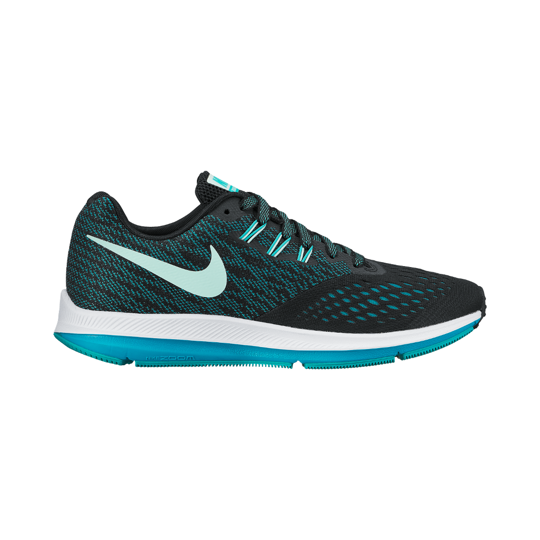 d0bac18466f1 https   assetscdn1.paytm.com images catalog product . Nike Women s Zoom  Winflo 4 Black Running Shoes