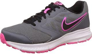 7cf507f27a35c Nike Women's Downshifter 6 MSL Dark Grey/ Black- Pink Blast- WHT Running  Shoes