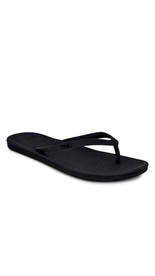 c064bd5a6d48 Buy Nike Women s Solarsoft Thong II Black Slippers and Flip Flops ...