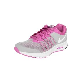 Nike Women's Air Relentless 6 MSL Grey and Purple Running Shoes