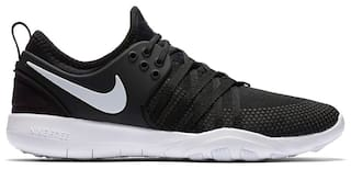 f4ca8d93d394c Buy Nike Women s Free TR 7 Black Training Shoes Online at Low Prices ...
