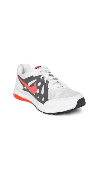 3531a13d20c Buy Nike Women White And Grey Dart 11 Msl Running Shoes Online at ...