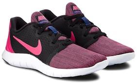 Nike Women WMNS FLEX CONTACT 2 Running Shoes ( Black )