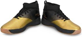 Tucana Basketball Shoes For Men ( Black )