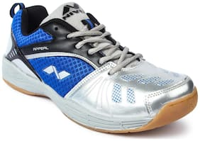 Nivia Men Badminton/Squash Shoes ( Multi-Color )