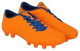 Nivia Men Orange Football Shoes