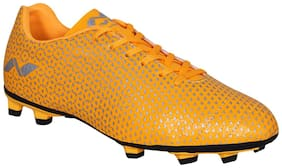 Encounter 6 Football Shoes For Men ( Yellow )