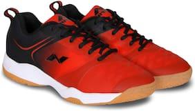 Badminton/Squash Shoes For Men ( Red )