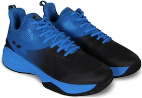 Nivia Men Phantom 2.0 Basketball Shoes ( Blue )