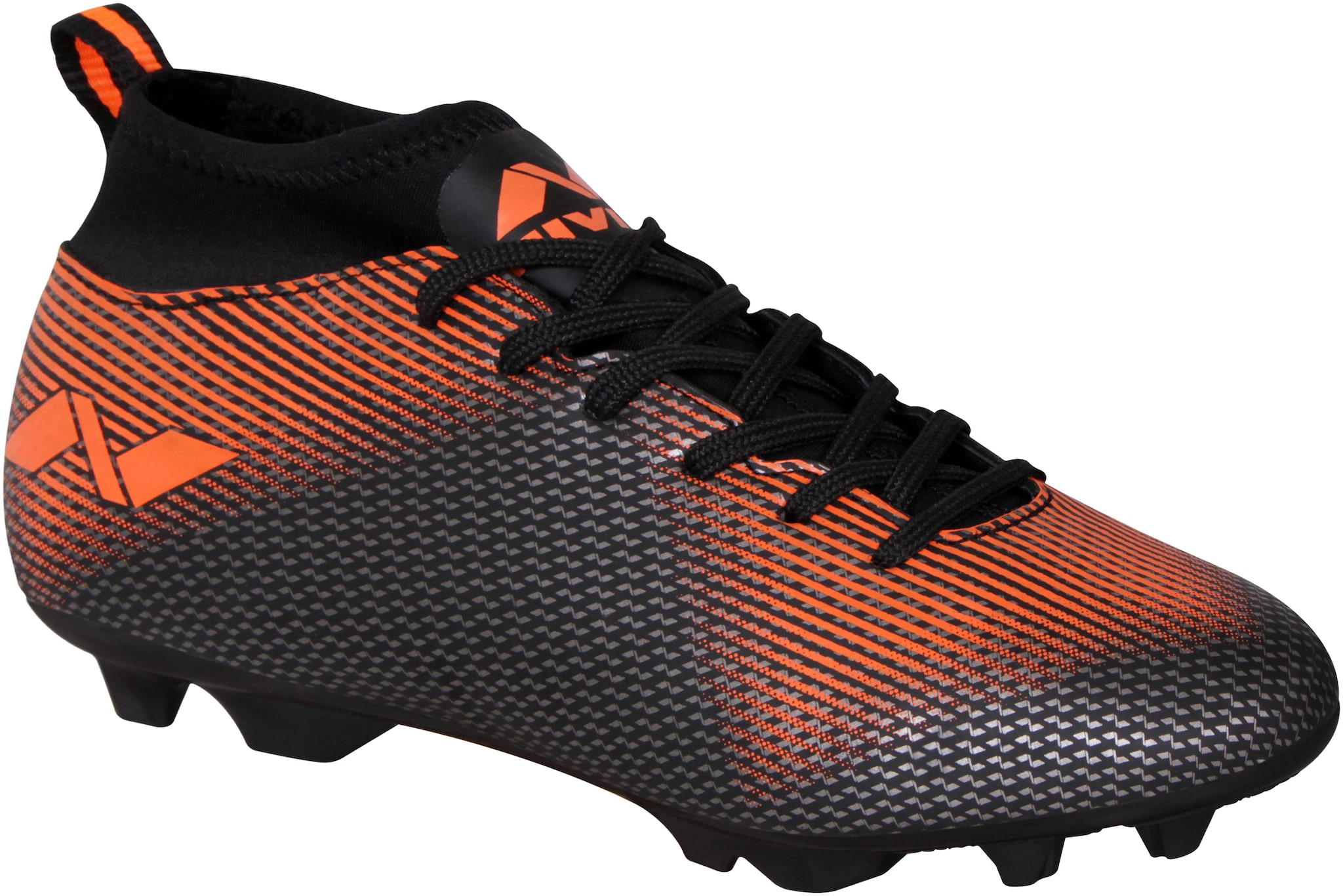 Nivia Pro Carbonite with Collar Rib Football Shoes For Men by D And O Ventures