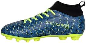 Nivia Men Football Shoes ( Blue )