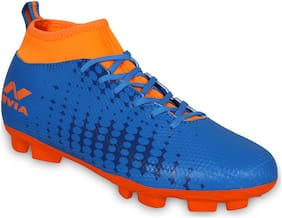 Nivia Men Football Shoes ( Blue )