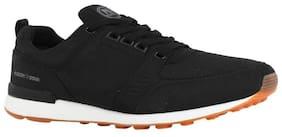 North Star Men Black Casual Shoes