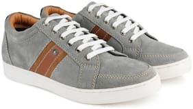 Numero Uno Men Grey Sneakers - Tmsecd45-grey