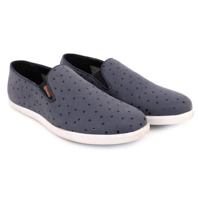 Numero Uno Men Grey Casual Shoes